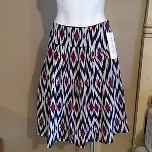 Allison Taylor new with tags lined skirt